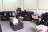 دیدار هیات رئیسه دانشگاه آزاد اسلامی نجف آباد با خانواده شهدا