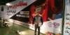 کسب رتبه نخست مسابقات پرس سینه با رکورد ۱۹۰ کیلوگرم؛توسط استاد دانشگاه آزاد نجفآباد