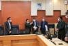 با حضور دانشگاهیان؛ مسئول بسیج کارمندی دانشگاه آزاد اسلامی نجفآباد معرفی شد
