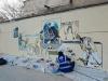 نقاشی دیوار های شهر اصفهان توسط دانشجویان واحد نجف آباد+تصاویر