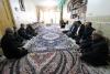 حضور دانشگاهیان دانشگاه آزاد اسلامی نجفآباد در منزل شهید حججی