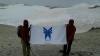 پرچم واحد نجف آباد بر فراز بام ایران به اهتزاز در آمد